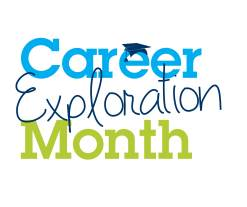 career-exploration-month-logo