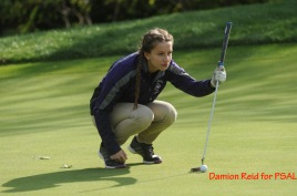 PSAL Girls Golf Individual Championship 2016