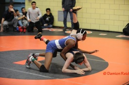 PSAL Wrestling Individual Championships