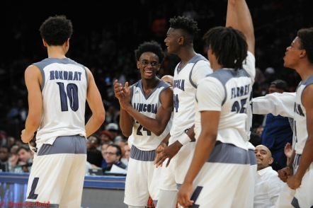 PSAL Boys AA Basketball Final