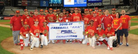 PSAL AAA Baseball Championship 2017