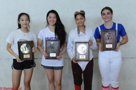 PSAL Girls Individual Fencing Championship