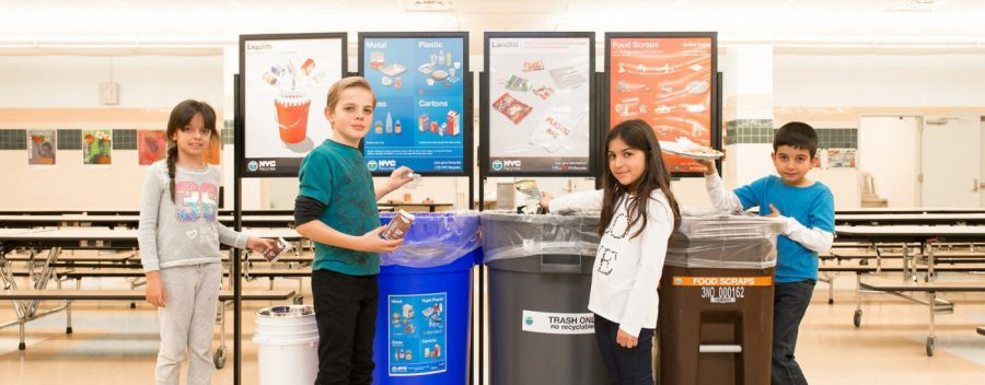 These Students Are Doing Their Part to Reduce Their School's Waste