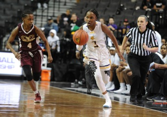 South Shore's Destiny Philoxy Led Her Team to a Fourth Straight PSAL AA Championship