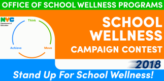 Submit Your Entry to the School Wellness Contest by 3/26!