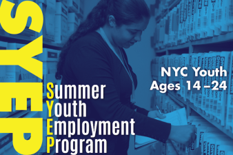 Apply for NYC's Summer Youth Employment Program by March 30!