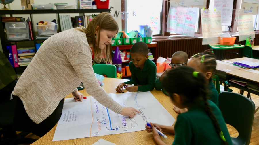 Teachers Who Take PD Can Bring What They Learned Back into the Classroom