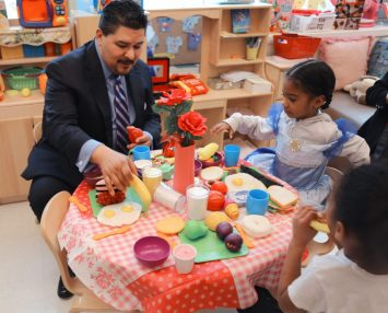 Children Get a Head Start on Their Education Thanks to NYC's Pre-K Programs