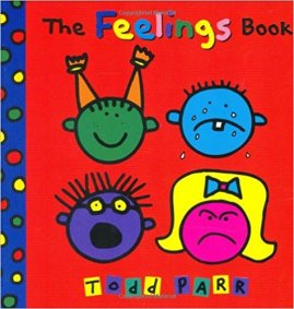 "Todd Parr's ""The Feelings Book"" is One of the Three Titles the DOE is Giving Away Free to 3-K and Pre-K Students"