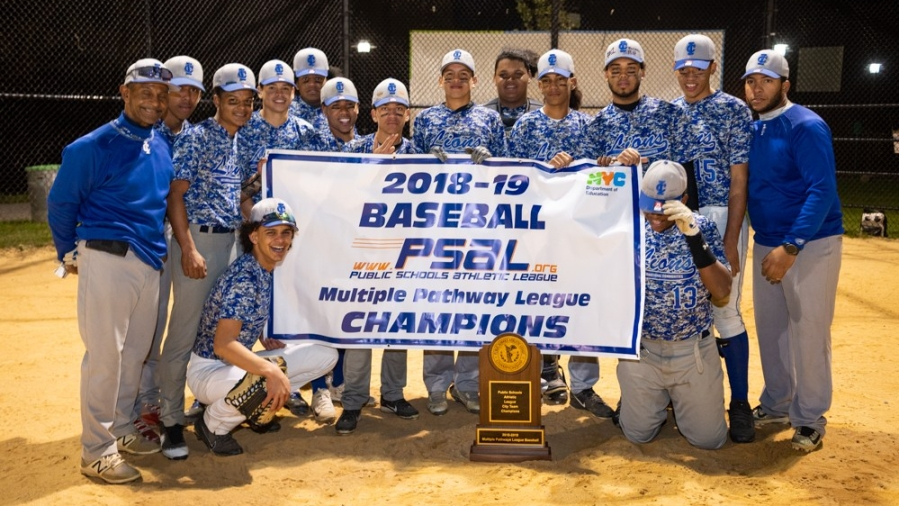 MPL Baseball Championship - Randalls Island Park Field 46 - NYC